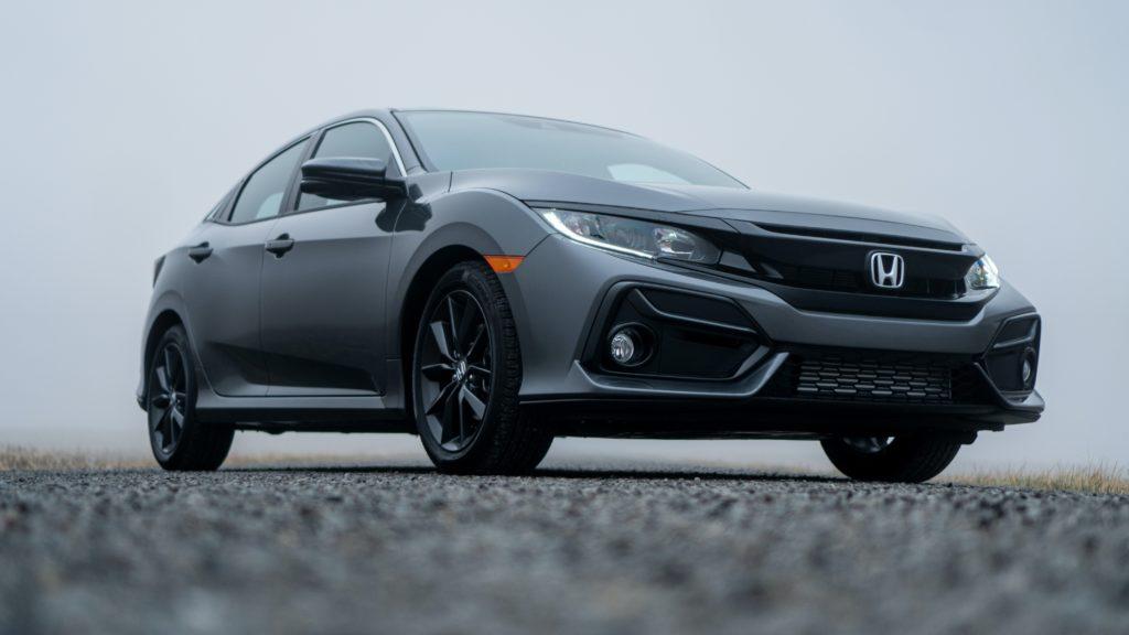 Image of a Honda
